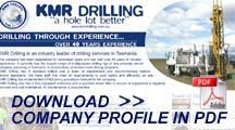 Download the KMR Drilling company profile in pdf