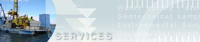 KMR Drilling services banner