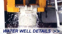 KMR Drilling water well information